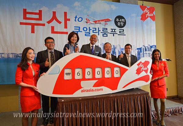 AirAsia X Busan Korea